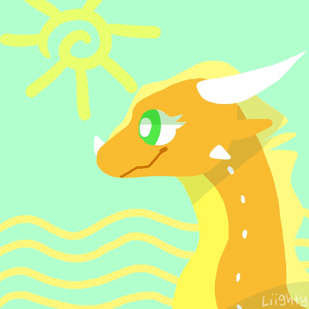 Sunny By Liighty.deviantart.com On @DeviantArt