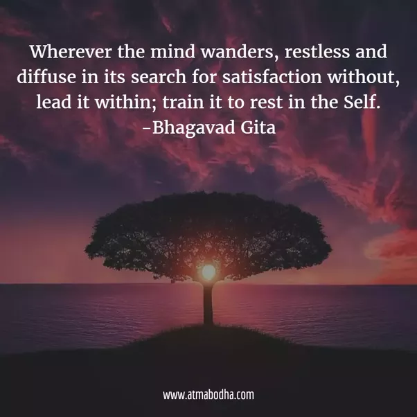Image Result For Fight With His Mind Bhagavad Gita