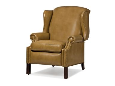 Shop For Hancock And Moore Browning High Leg Recliner, And Other Living  Room Wing Chairs At Woodbridge Interiors In San Diego, CA.