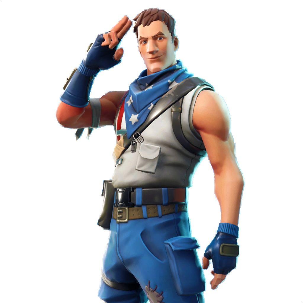 Skin Fortnite Image Png Fortnite Battle Royale Character Png 192