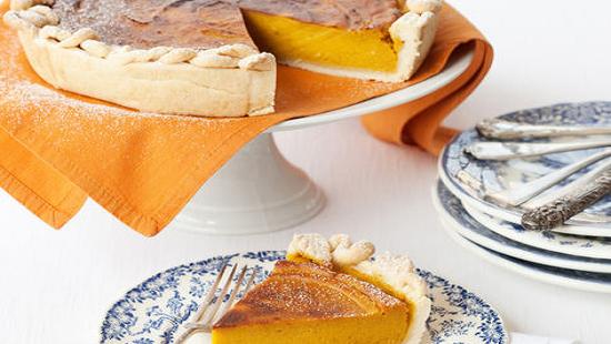 Ricette Halloween 2013: torta di zucca golosa