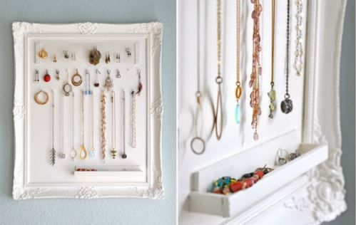 20 picture perfect ways to repurpose a frame (20 pictures ...