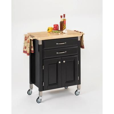 dolly madison kitchen island cart home styles dolly madison black kitchen cart 4508 95 home depot canada meuble cuisine 8561