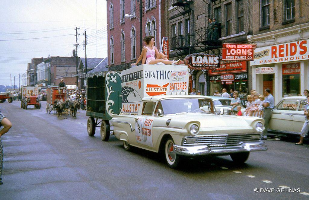 Paducah, Kentucky  1962