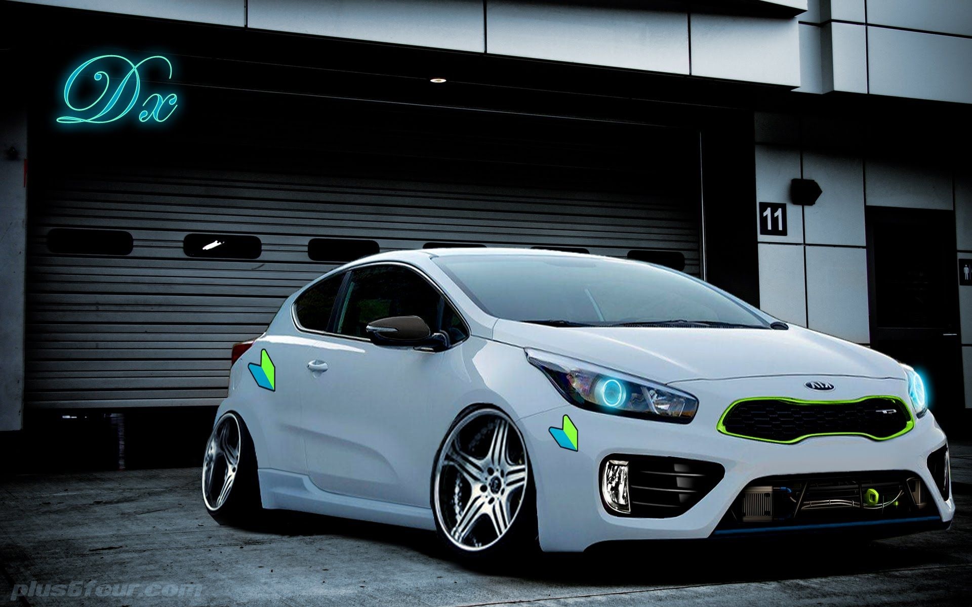kia pro cee d gt tuning motores engines cars cars. Black Bedroom Furniture Sets. Home Design Ideas