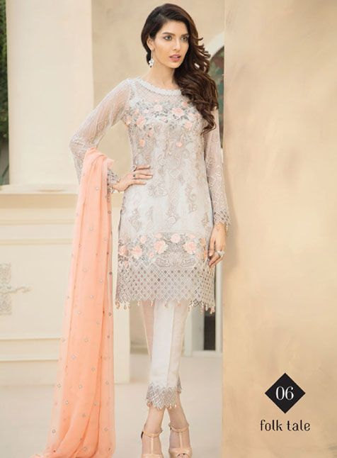 52ceeb76bc Baroque Dresses Collection Online Shopping in Pakistan. Jazmin 06 Folk Tale