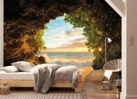Hide Out Wallpaper Mural - AllPosters.co.uk
