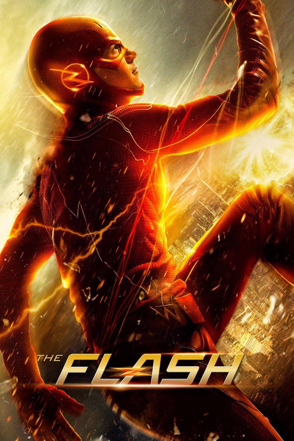 The Flash Poster 30+ Printable Posters (Free Download) en