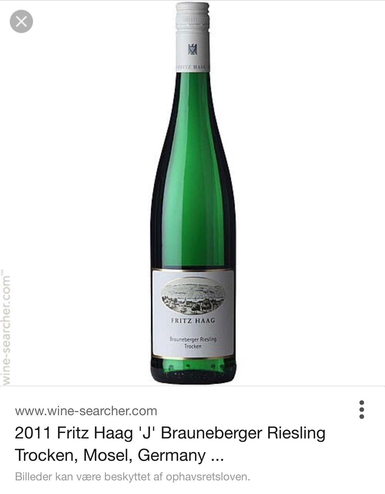 Vin Drinks Og Ol Billede Fra H Henties Riesling Vin Drinks