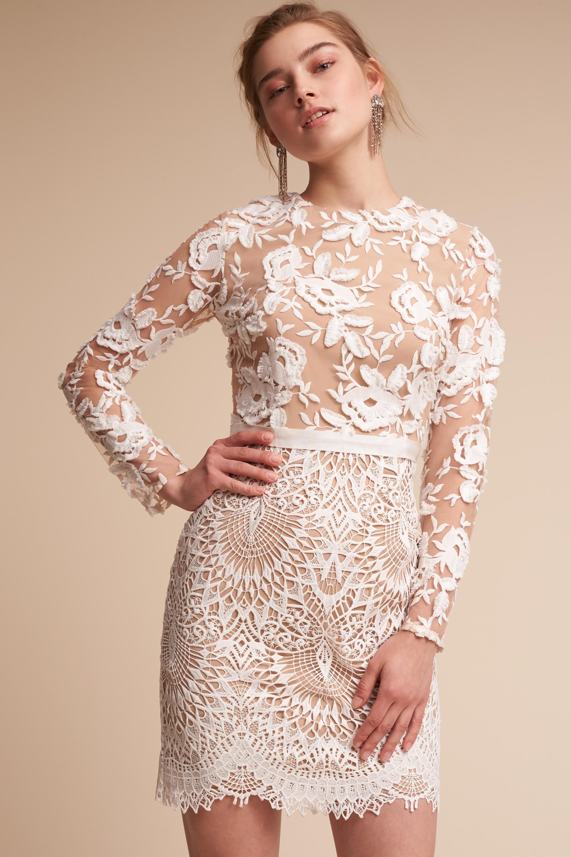After wedding dress reception  Tiana Dress from BHLDN  Happily Ever After  Pinterest  Tiana