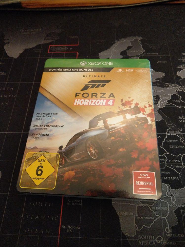 forza horizon 4 ultimate edition disc uk