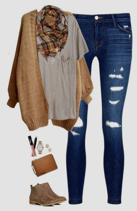 49 Trending Casual Winter Women Outfits To Look Fantastic