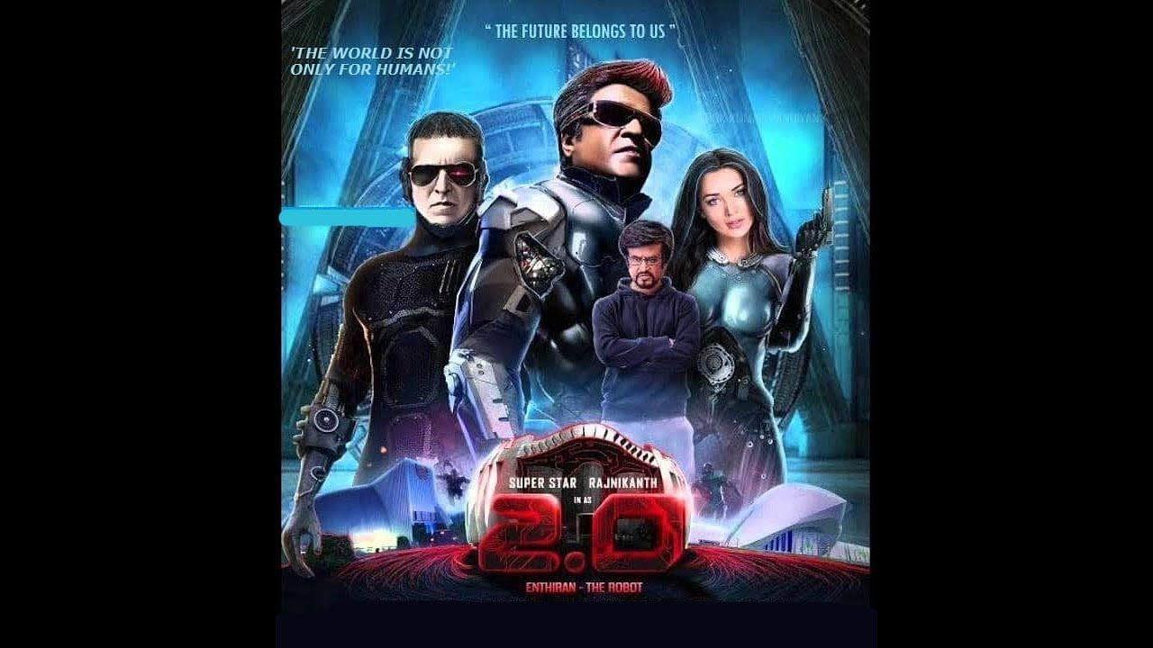 Robot 2 Official Trailer 2018 Akshay Kumar Rajinikanth 2 Robot 2