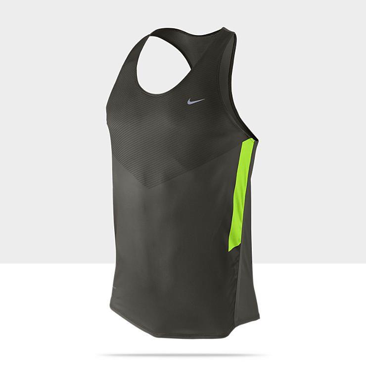 3aefadfc0fea Nike New Race Day Men s Running Singlet