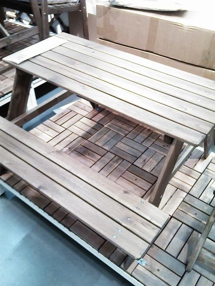 f0fa48e87c Ikea kids picnic table $40 | For the Home | Kids picnic table, Ikea ...
