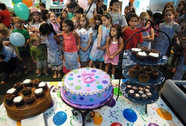 Birthday Party Ideas Places Themes and Supplies for kids in Tampa