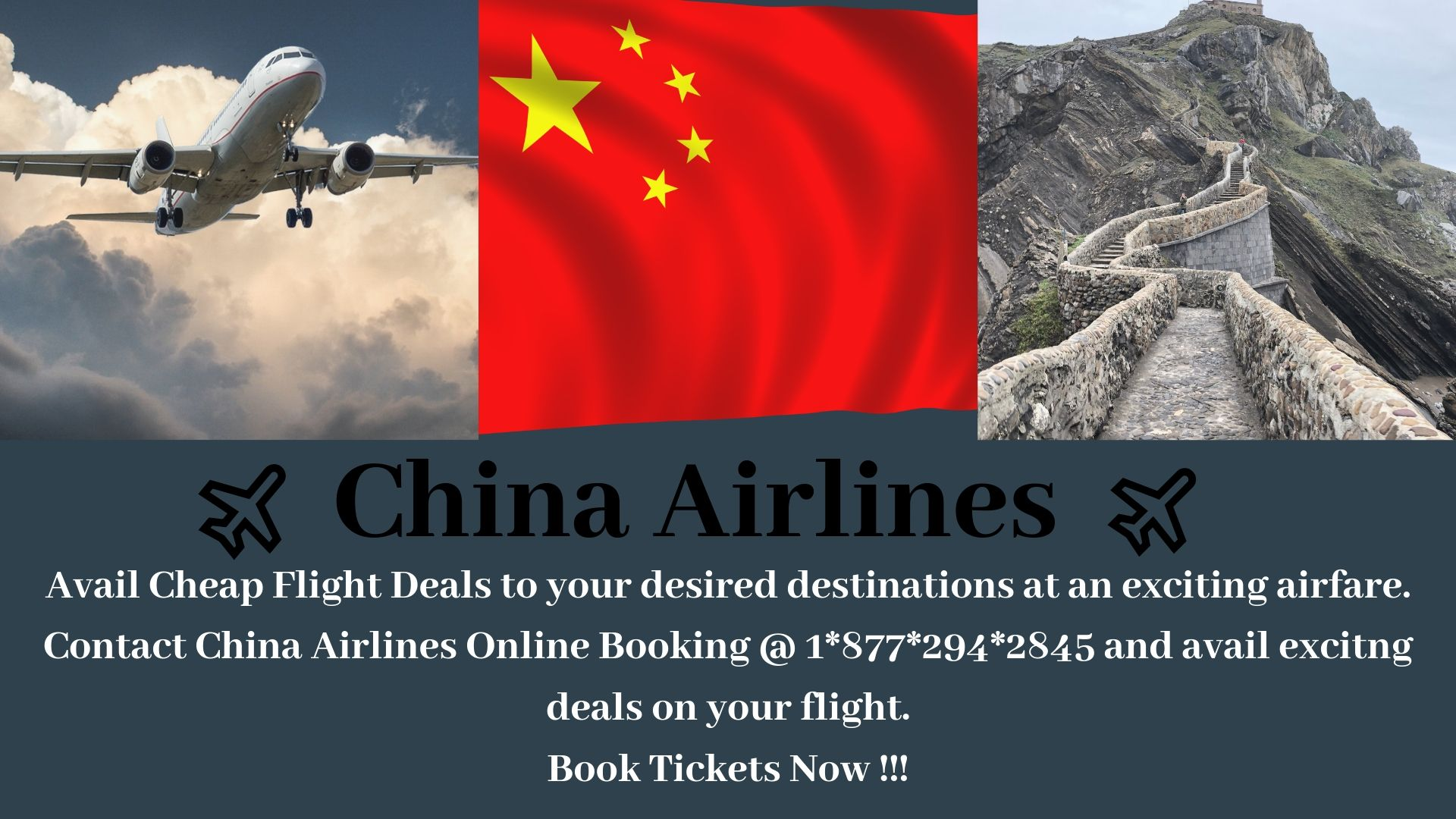 Contact China Airlines Online Booking 1 877 294 2845 And Grab Cheap Flight Deals Through To Know Anyth China Airlines Airlines Cheap Flight Deals