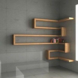46 New Corner Shelves Ideas 046