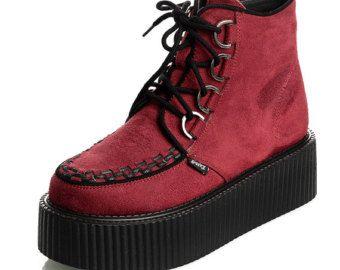 Artfaerie Damen DOrsay High Heels Rockabilly Sandalen mit Blockabsatz und  Schnalle Riemchenpumps Vintage Schuhe, Trendige Damen Riemchen Keil  Sandaletten ... 162770be53