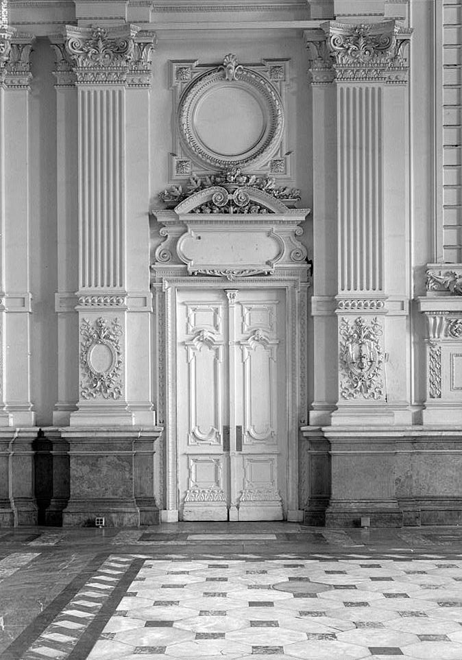 Beaux Arts Interior Design Filebeaux Arts Doorway At Memorial Hall Impressive Beaux Arts Interior Design Plans