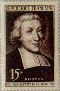Jean-Baptiste de La Salle (1651-1719)