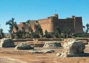 Palace at Susa