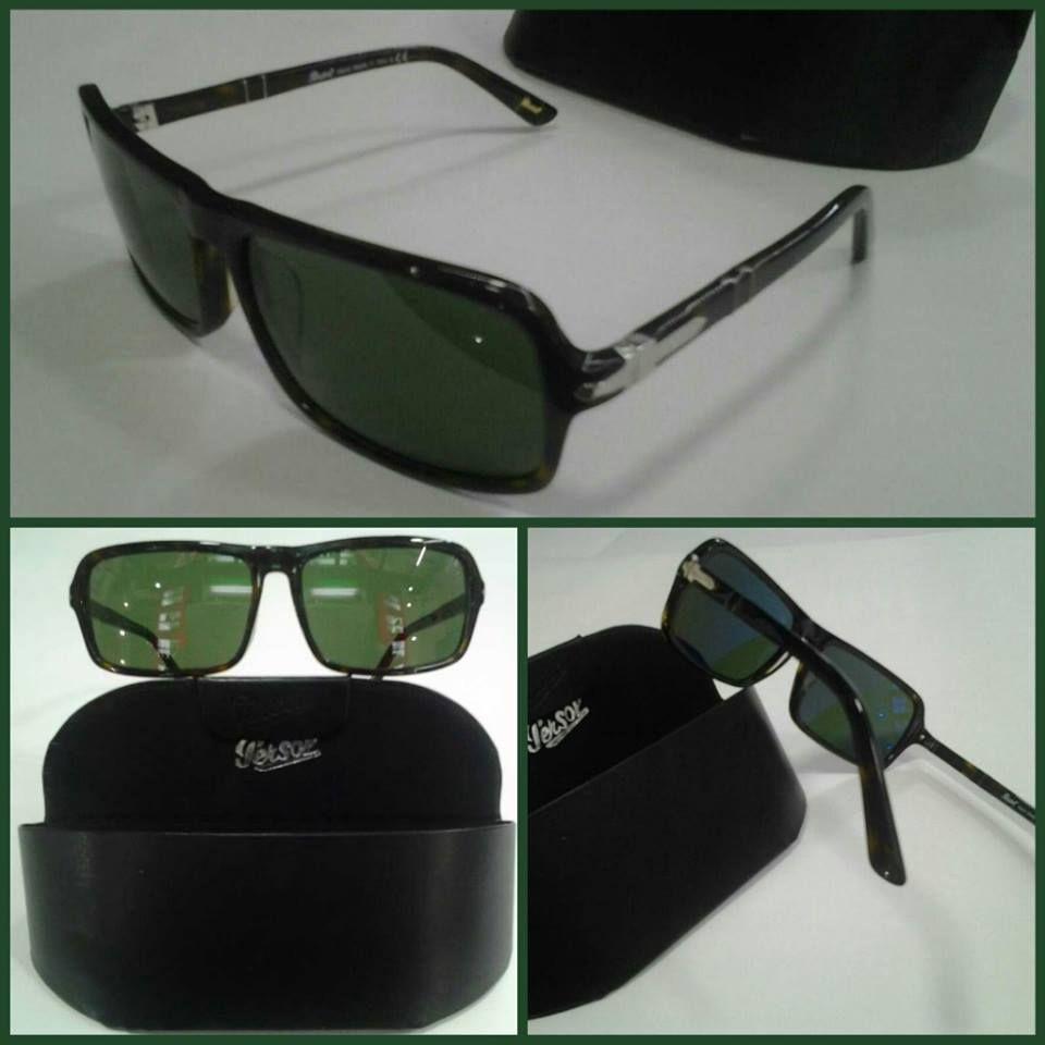 نظارة ماركة بيرسول Persol رجالي باغة اللون أسود سعر إفرست للنظارات 250 ج م بدلا من السعر الرائج 300 ج م Sunglasses Glasses Fashion