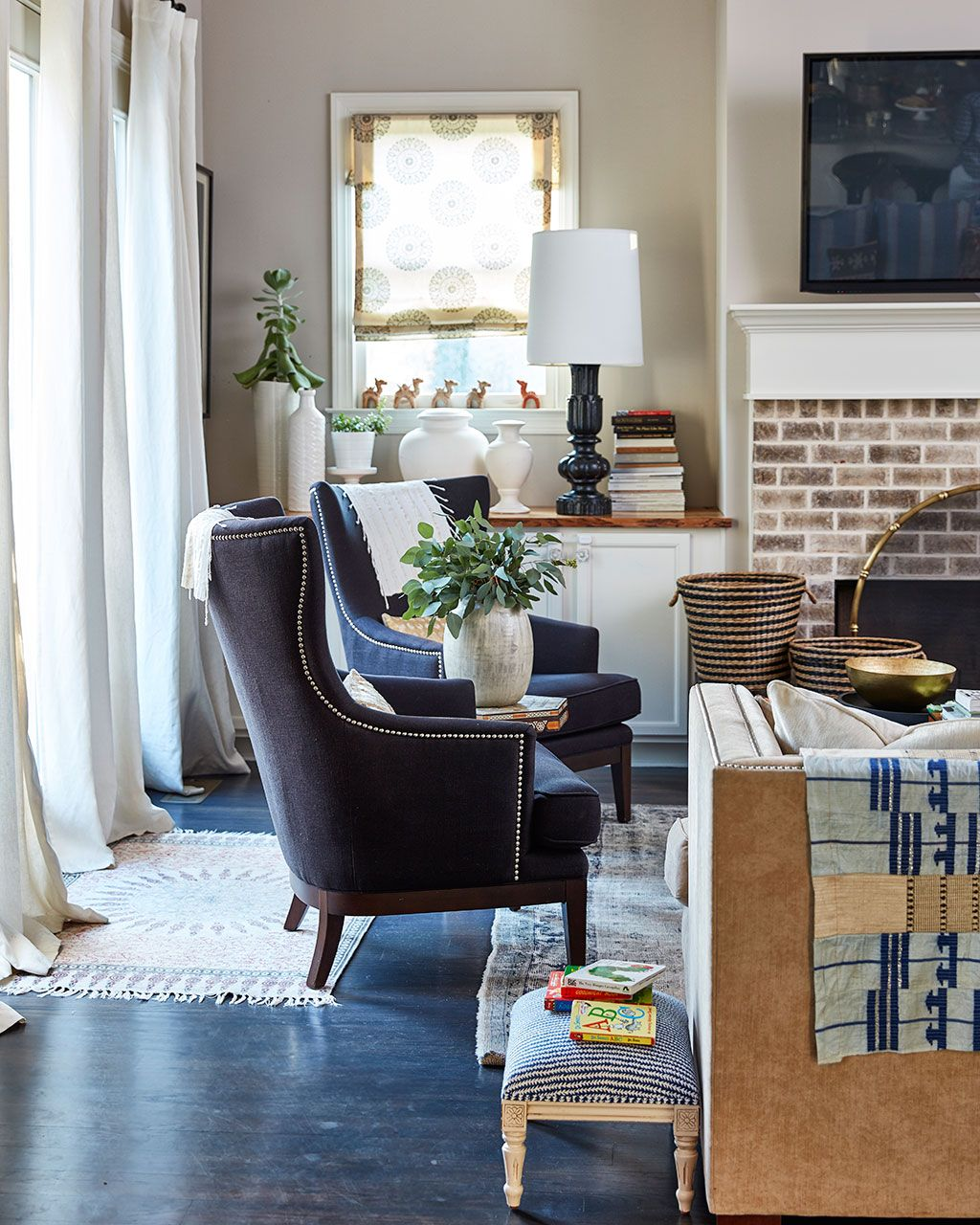 Warm and Eclectic Home Tour Warm and