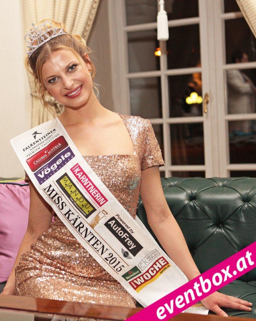 Franziska Sumberaz - Miss Kärnten 2015