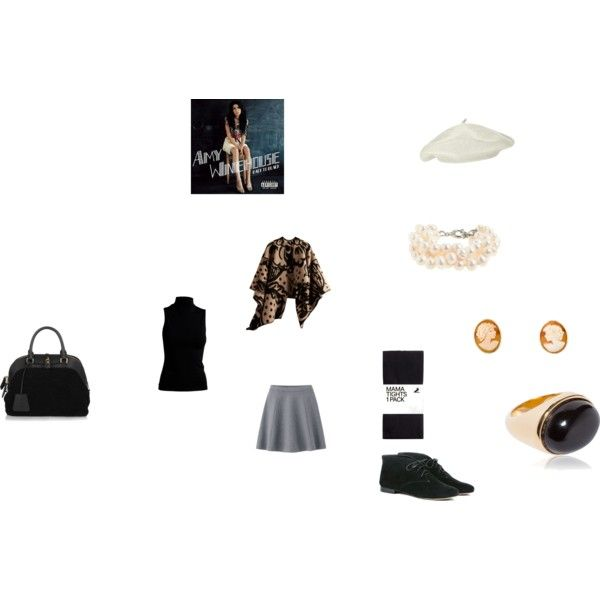 Untitled #93 by hippygirl111 on Polyvore featuring Pieces, Burberry, Uniqlo, H&M, Sole Society, Marni and J.Crew