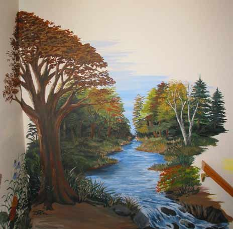 Paint Wall Mural Decoration Ideas Part 26