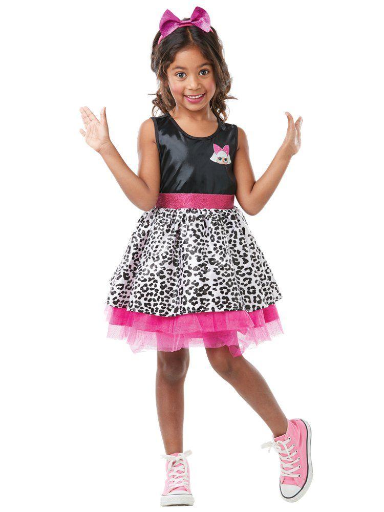Child LOL Surprise Diva Costume