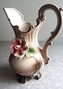 721f05f74 Vintage Capodimonte Italian Flower Vase/ by BettyAnnVintage ...
