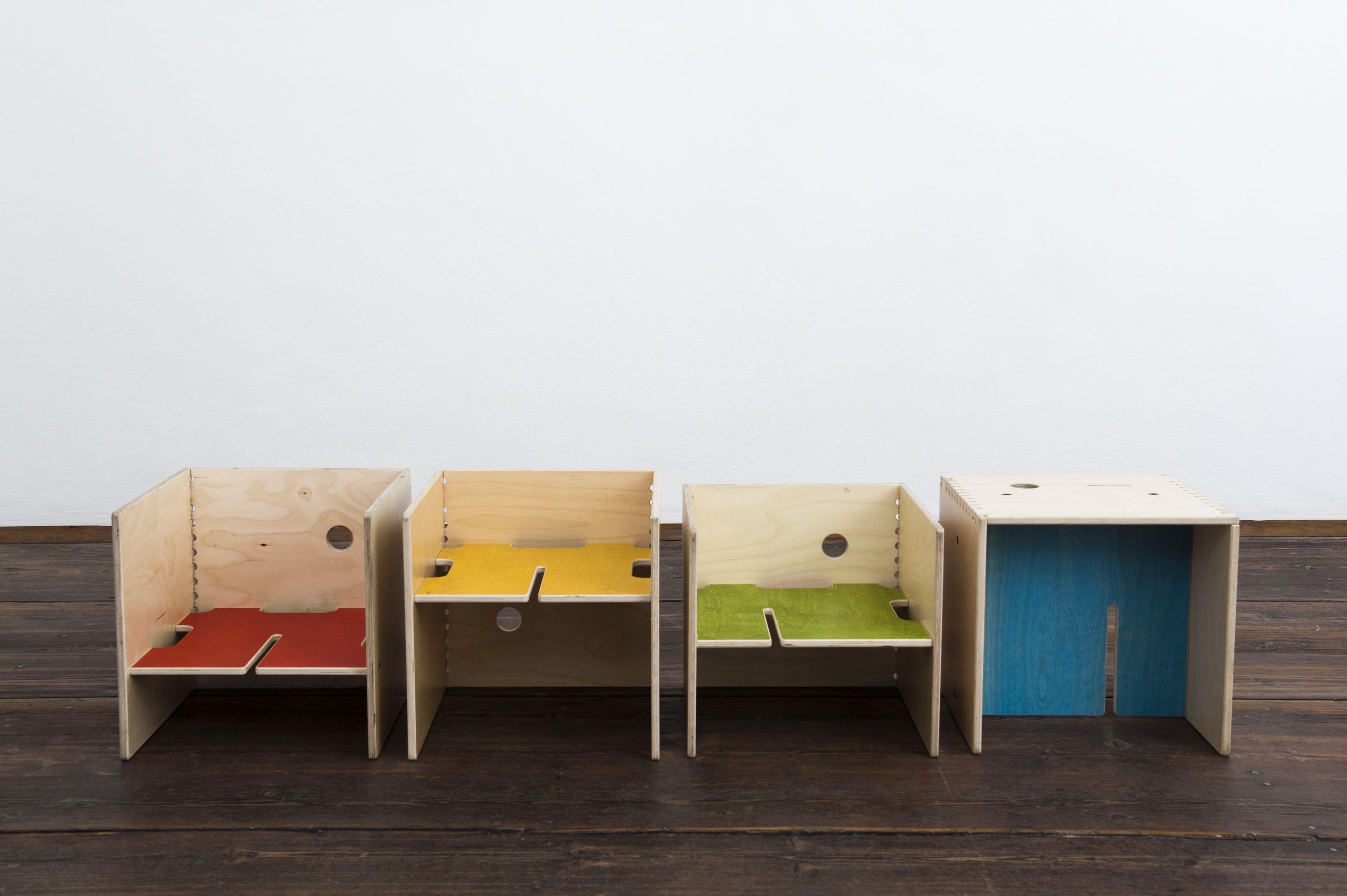 #multifunctional #stool #MAXintheBOX www.perludi.com