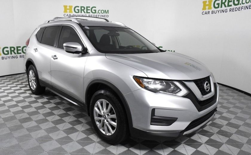 Used 2017 Nissan Rogue for sale in 2020
