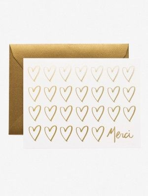 Greeting Card. Available as single card or boxed set of 8. About Garance Doré is an illustrator, photographer and fashion blogger. Her illustration talent has allowed her to collaborate creatively wit