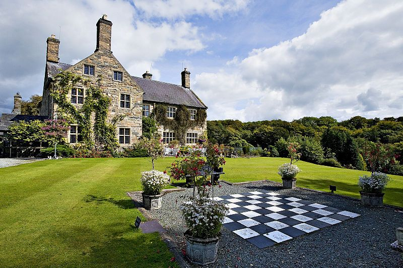 Talhenbont Hall Self Catering Holiday Cottages Snowdonia North Wales Holiday Cottage Cottage Self Catering Cottages