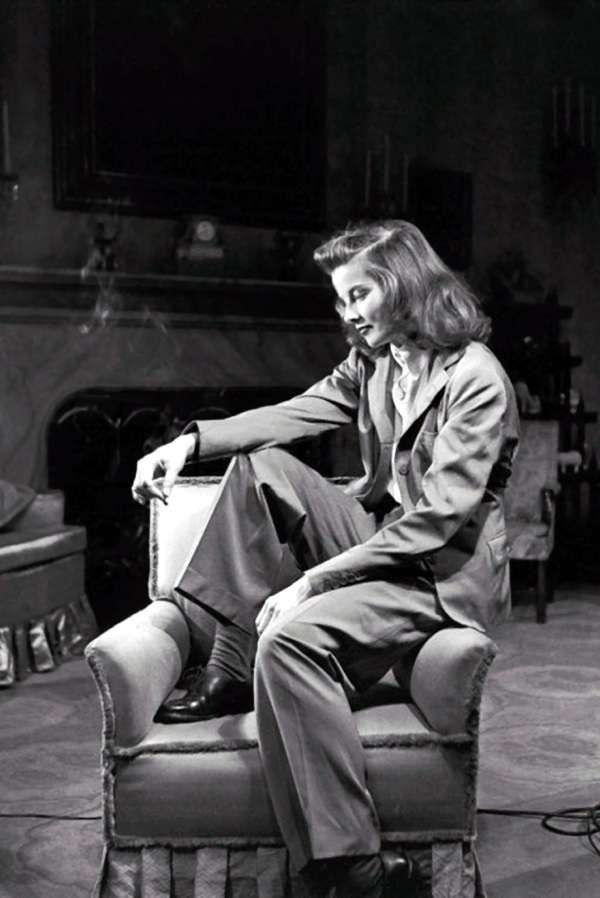 キャサリン・ヘップバーン(Katharine Hepburn 1907-2003)、好きで ...