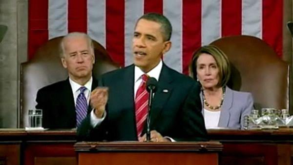 President Obama 1/27/2010/State of the Union Address   President Obama delivers his first State of the Union address