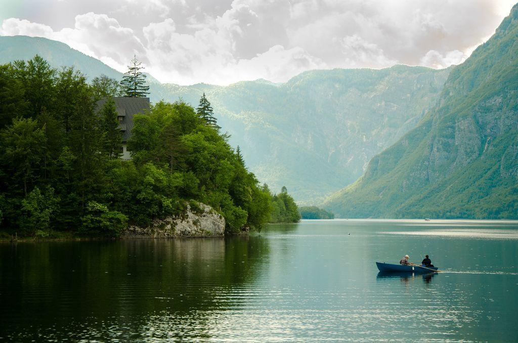 Jezero, Slovenia