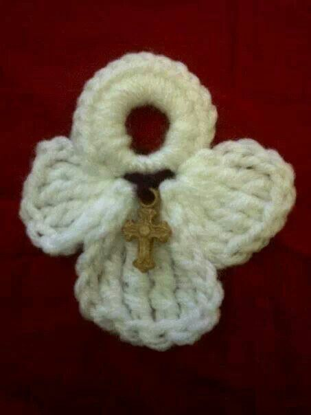 Crochet angel- MY PATTERN