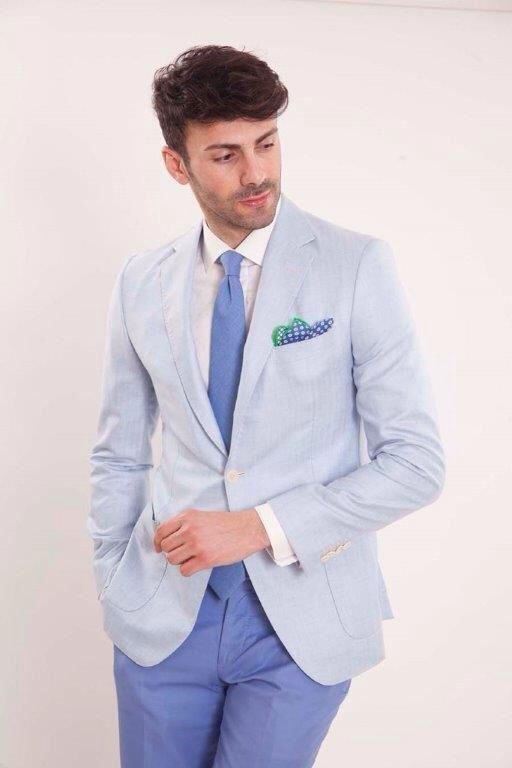 La Misura İstanbul handcrafted suit