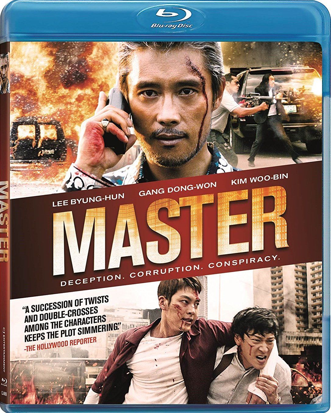 Master Blu Ray Cj Entertainment Be With You Movie Crime Movie Lee Byung Hun