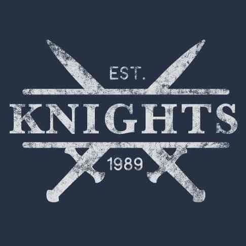 79af2ca36 Looking for a knights spirit gear t-shirt for your school? Get this design  along with 40 more customized at GetSpiritGear.com. #schooltshirt
