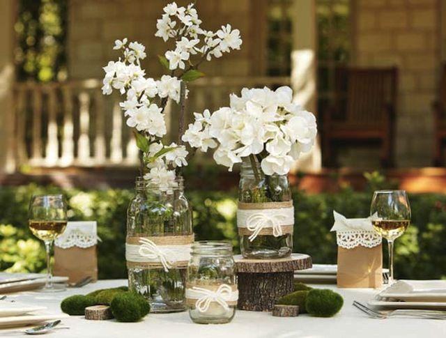 Résultats de recherche d\'images pour « composition florale mariage ...