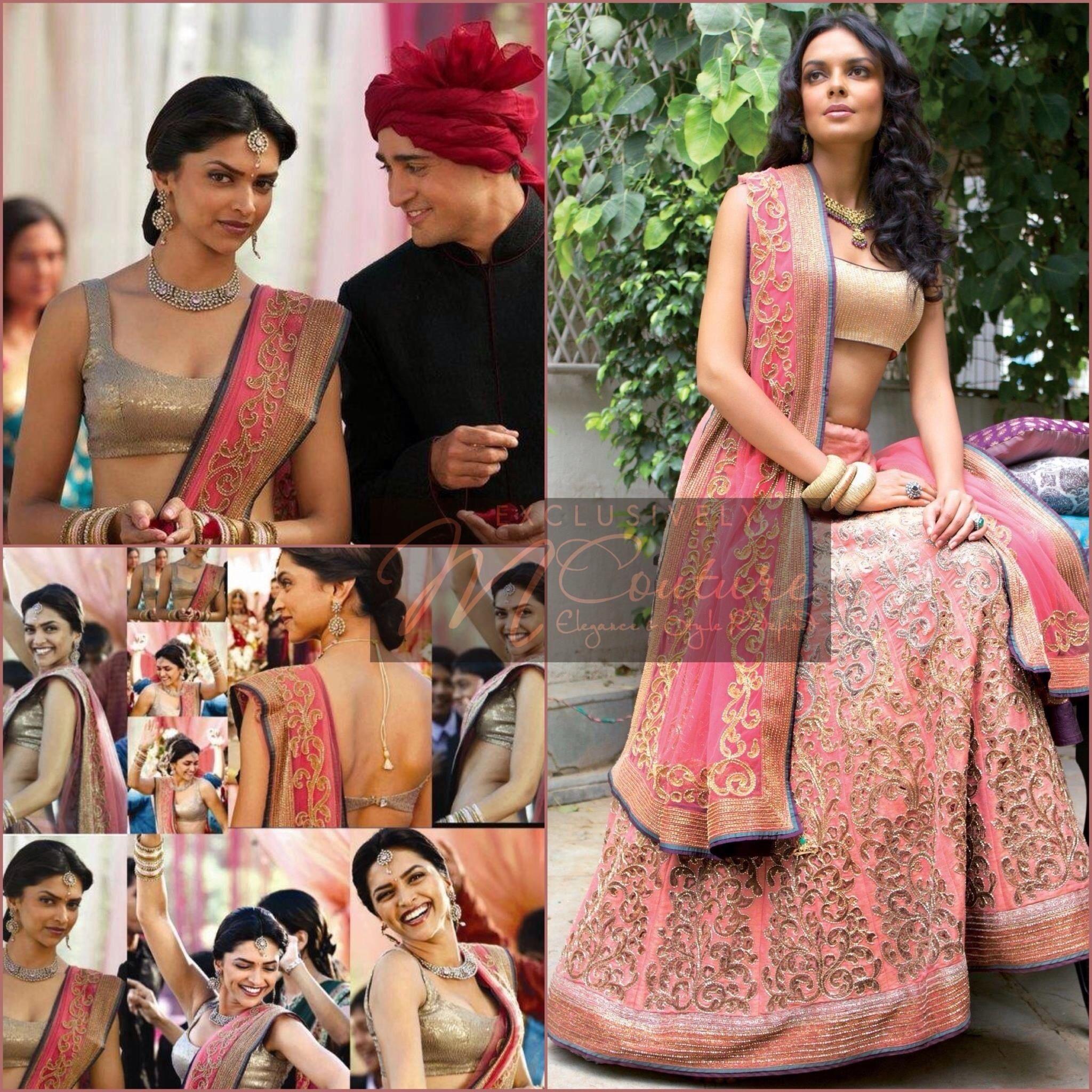 Mounika and Karishma. Deepika Padukone in Break Ke Baad ...