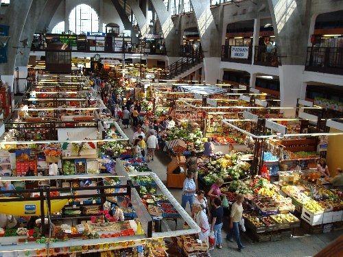 Public Markets Indoor Markets Supermarket Design Market Design