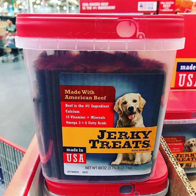 Love On Your Dog With Some Jerky Treats On Sale 4 Off