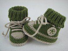 Photo of Babyschuhe stricken – DIY-Baby-Booties ★