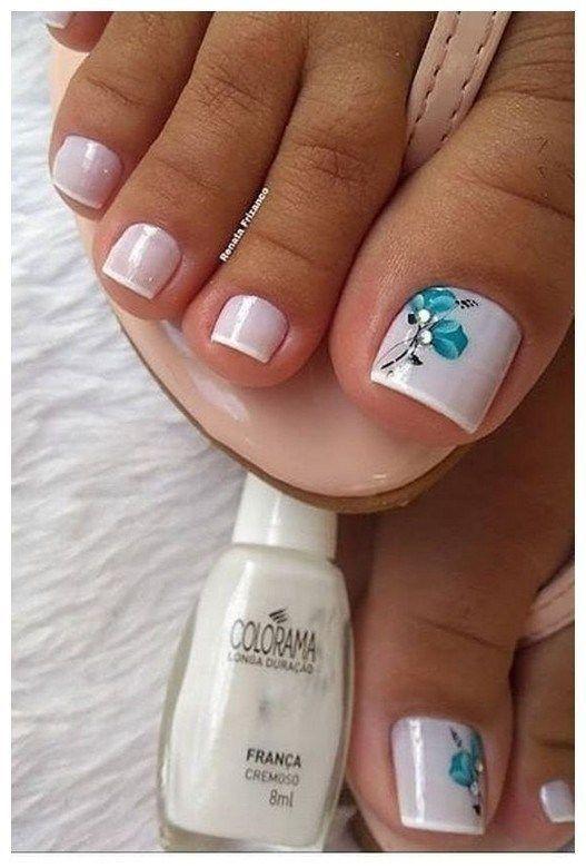 Pin By Angela On Pretty Feet In 2020 Summer Toe Nails Cute Toe Nails Toe Nails